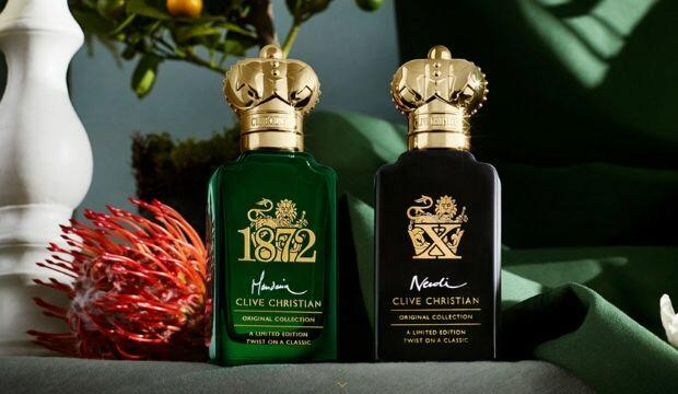 ​Spritzing the new spring scents | Clive Christian