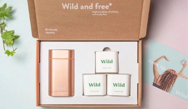 ​Testing a 100% compostable and biodegradable deodorant brand | Wild