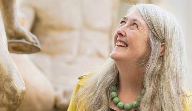 Mary Beard's Mythology Trail at the RA