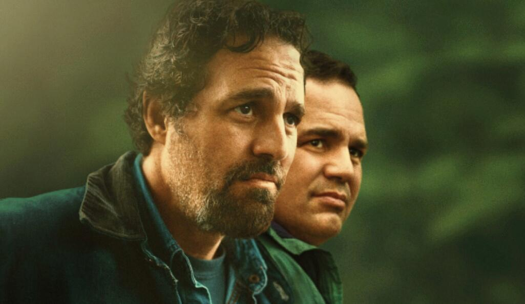 Mark Ruffalo in I Know This Much Is True, Sky Atlantic