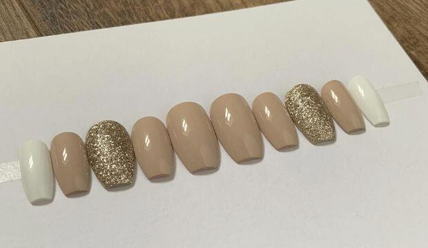 ​GlamfalsiesStudio, various custom size and shape options from £12