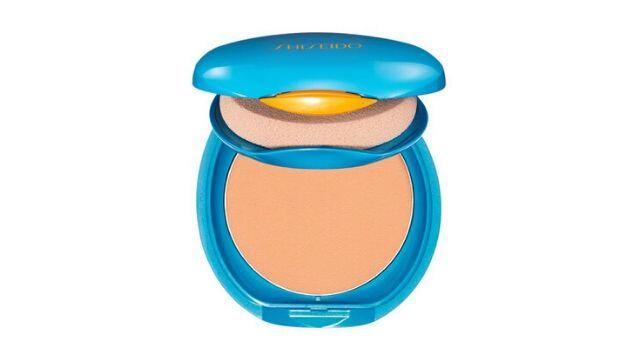 ​The super compact SPF | Shiseido Sun Protection Compact Foundation SPF30, £22.40 (was £35)