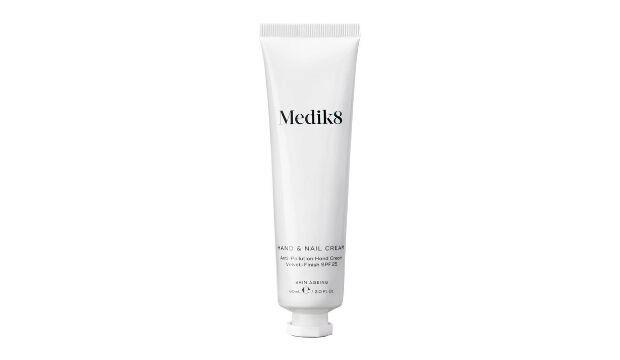 ​Hand cream with SPF | Medik8 Hand & Nail Cream with SPF 25, £25