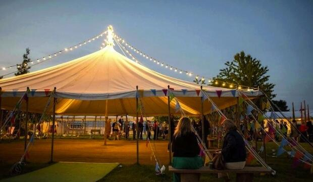 Pull up a (virtual) grassy pew for Hay Festival