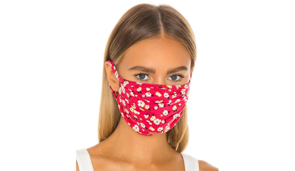 Lovers & Friends protective face mask, £14