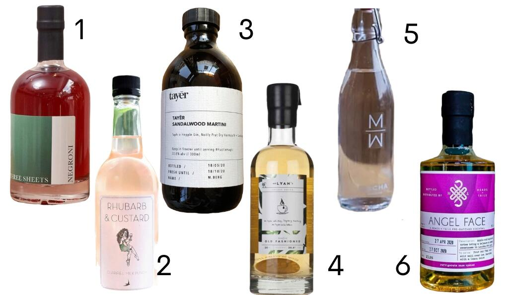 Help from the experts: the best batched and bottled cocktails