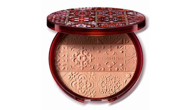 Clarins Limited Edition Bronzing Compact Healthy Glow Bronzing Powder, £32