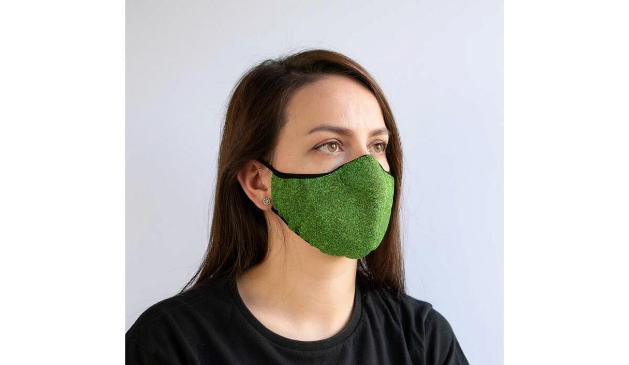 Not Just Clothing face mask, £14.99