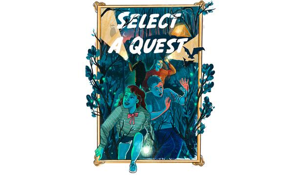 Play Select A Quest, an interactive online theatrical experience
