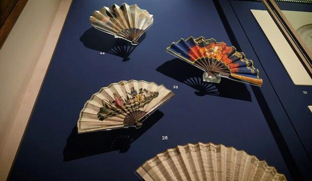 Fans Unfolded: Conserving the Lennox-Boyd collection, Fizwilliam Museum, Cambridge