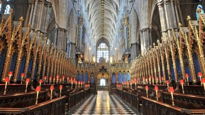 Service of Lessons & Carols, Westminster Abbey