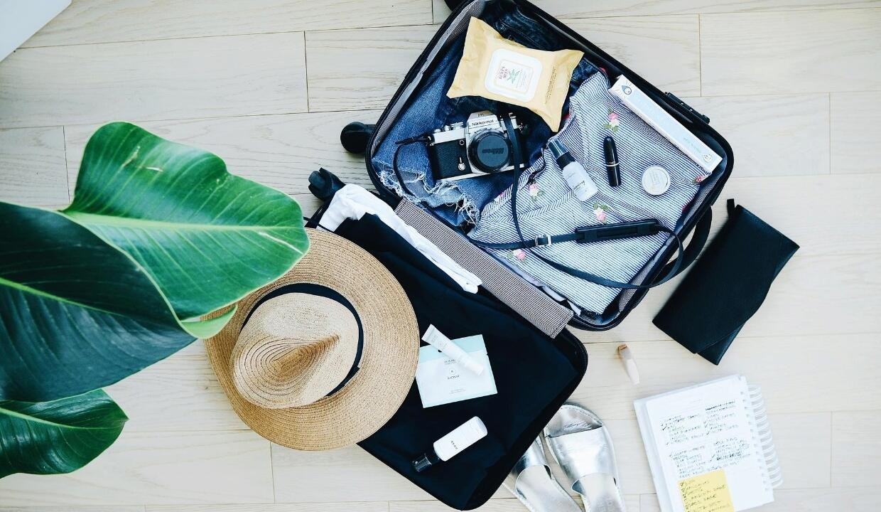 What to pack for a short summer break