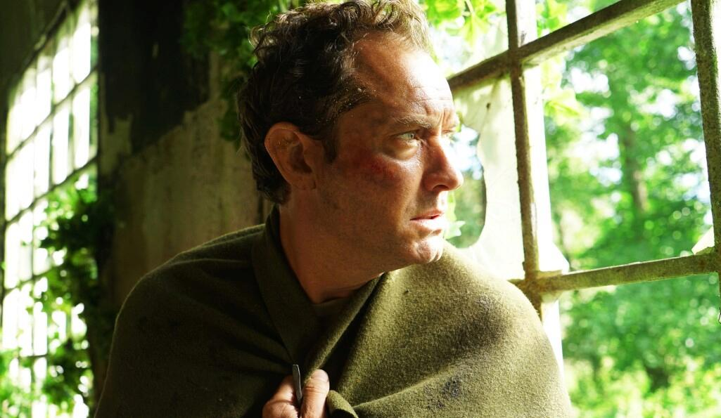 Jude Law in The Third Day, Sky Atlantic