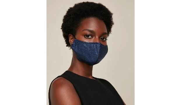 Whistles non-medical reusable face mask, £16