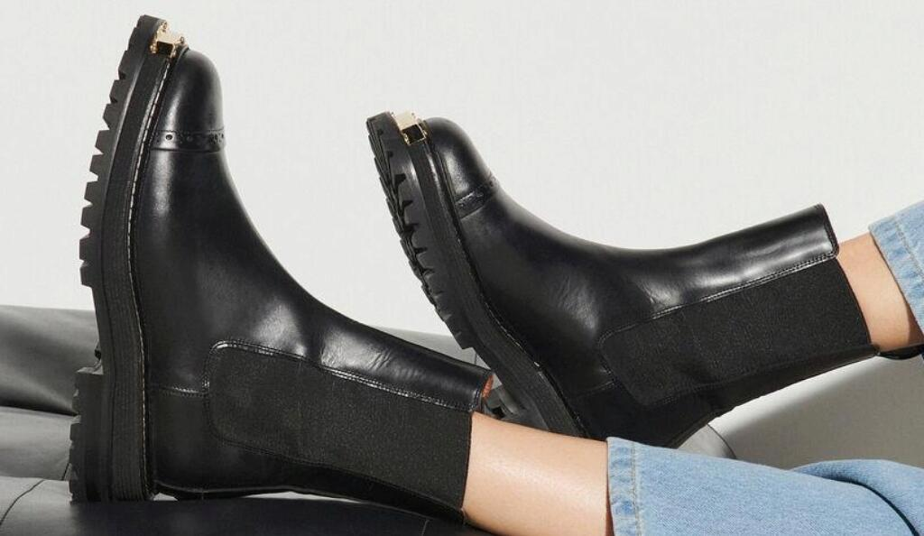 Ankle boots trends 2020: Sandro Paris