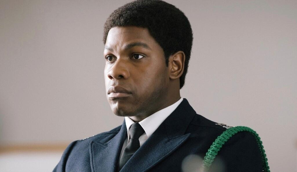 John Boyega in Small Axe, BBC