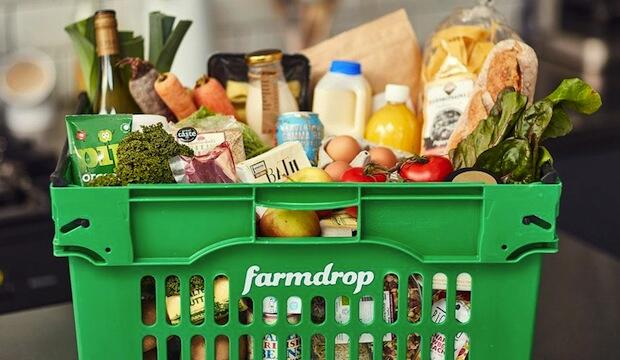 Responsibly-sourced goods from Farmdrop
