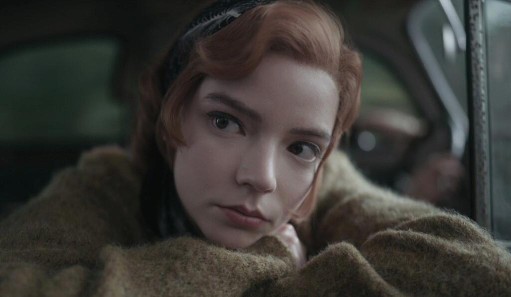 Anya Taylor-Joy in The Queen's Gambit, Netflix (Photo: Netflix)