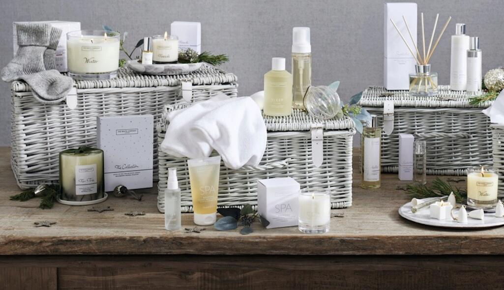 Thoughtful gifts from The White Company