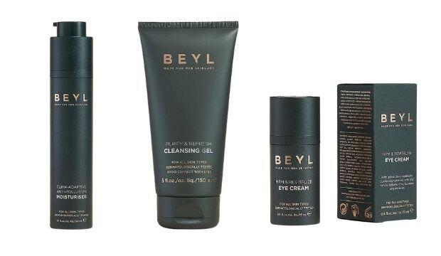 ​Beyl Skincare for Men, from £35
