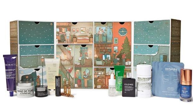​Mr Porter 12 Day of Grooming, £105 (worth £447)