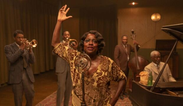 Ma Rainey's Black Bottom, directed by George C. Wolfe