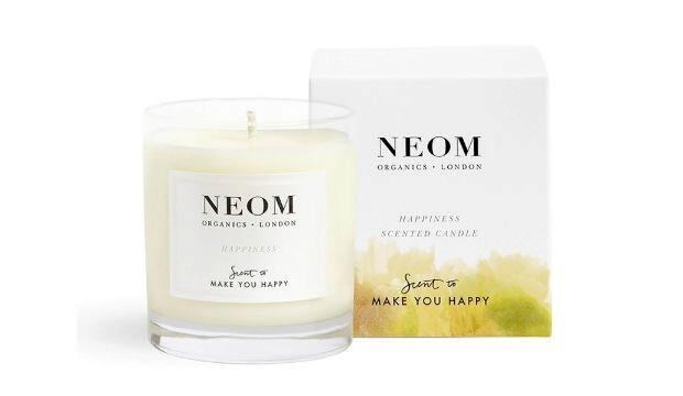 Neom Organics Happiness Candle, £32