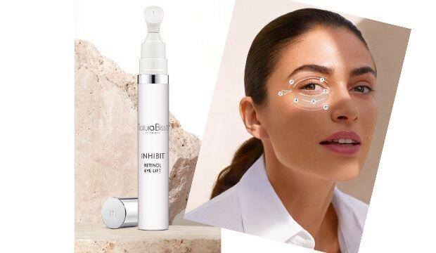 ​Natura Bisse Inhibit Retinol Eye Lift, £128