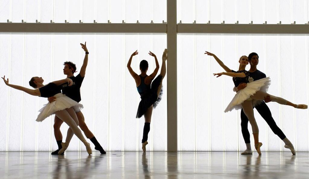 World-class ballet training from English National Ballet