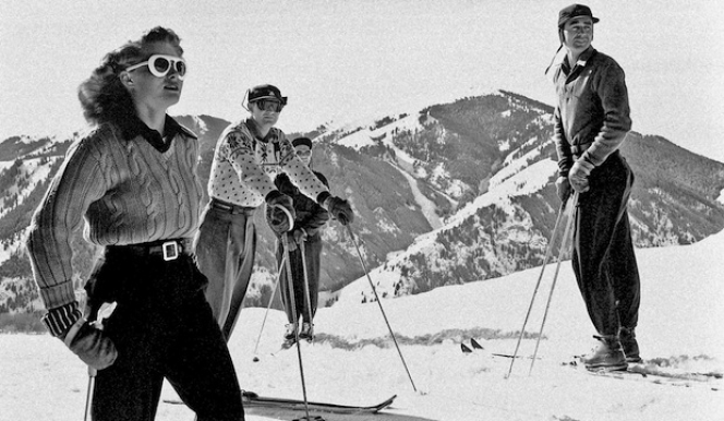 Ski Fashion 2015: What to Wear on the Slopes