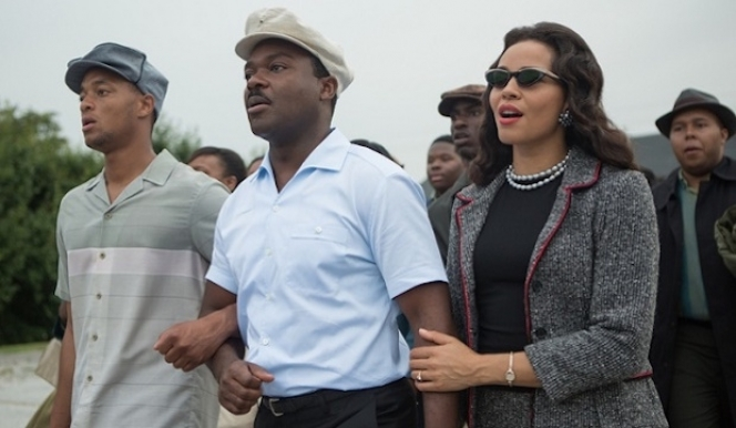 Selma film review: ⭑⭑⭑⭑⭒