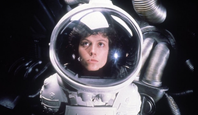 Sigourney Weaver in 'Alien' (1979)