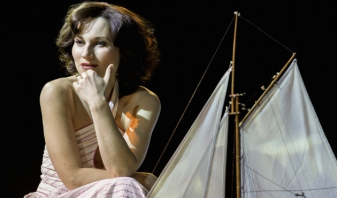 Kate Fleetwood as Tracey Lord, High Society