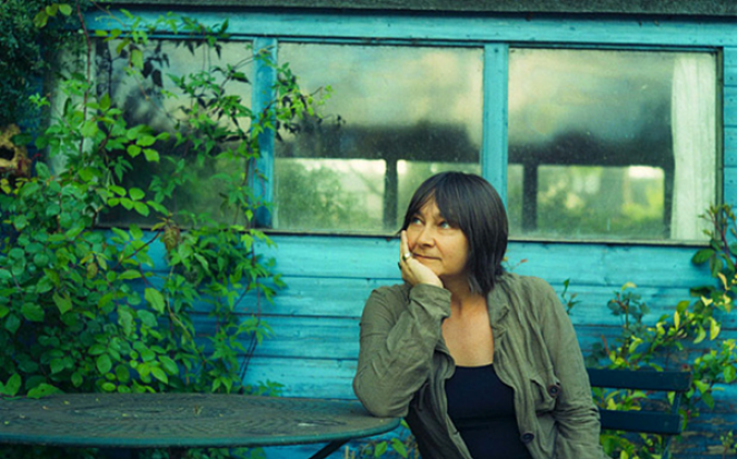 How to be Both writer Ali Smith: picture
