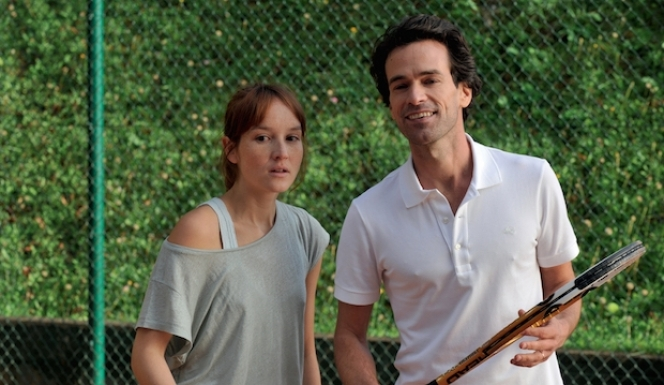 Anaïs Demoustier, Romain Duris, 'The New Girlfriend': François Ozon new film