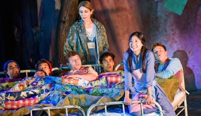 Peter Pan at Regent's Park Open Air Theatre