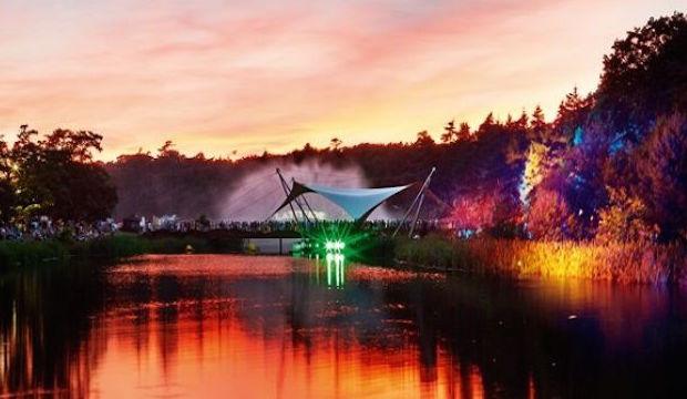 Latitude Music Festival 2015 Lake Stage