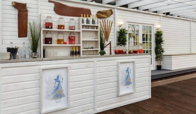 queen elizabeth roof garden cafe bar vintage salt rooftop bar selfridges culture whisper