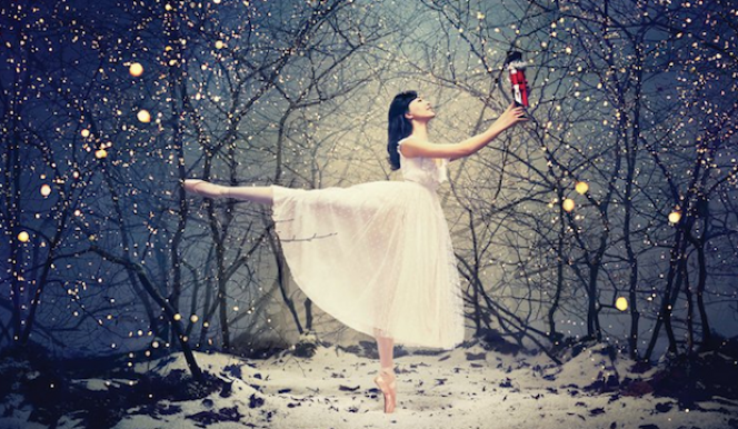 The Nutcracker, English National Ballet, photo by ASH