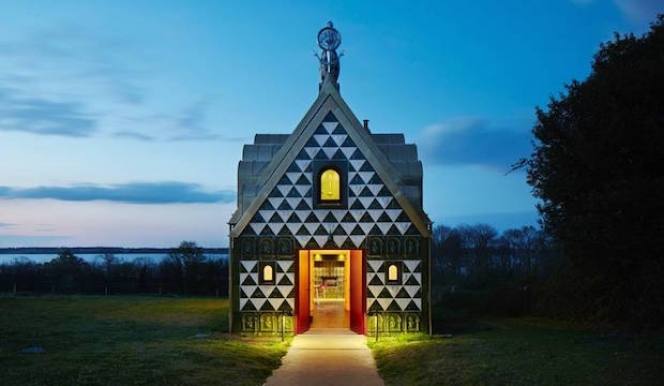 A House for Essex in England, Grayson Perry artist