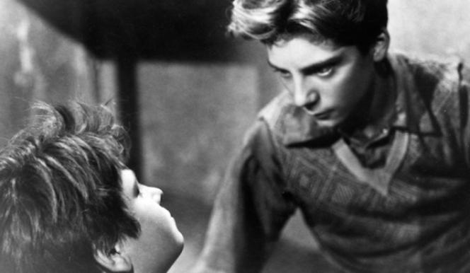 Vittorio De Sica, Shoeshine film still