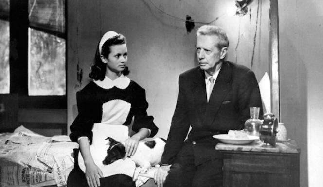 Vittorio de Sica, Umberto D. film still