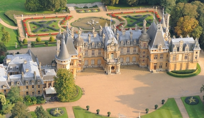 Best Historic Houses to Visit: Waddesdon Manor