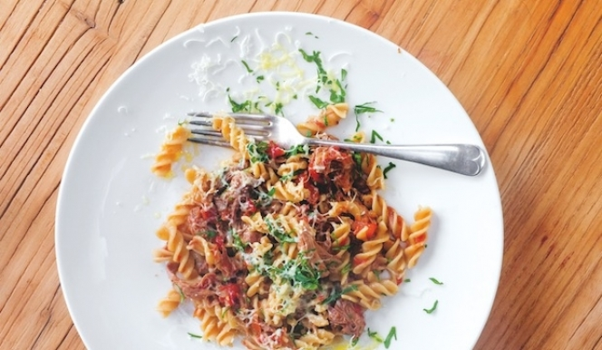 Tim Maddams recipe, Game Ragu