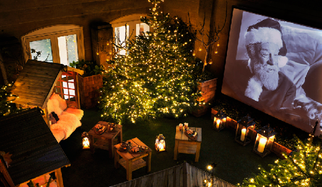 London's Best Christmas Film Screenings