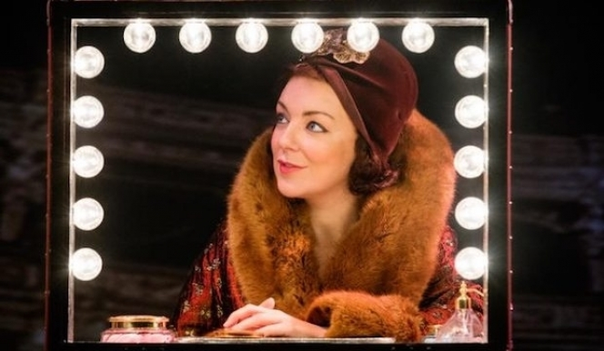 Sheridan Smith, Funny Girl; photo Marc Brenner
