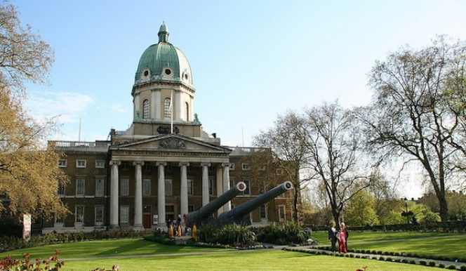 Imperial War Museum: Best Museums for Children and Families in London