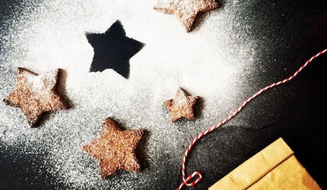 Healthy Christmas Gingerbread Recipe