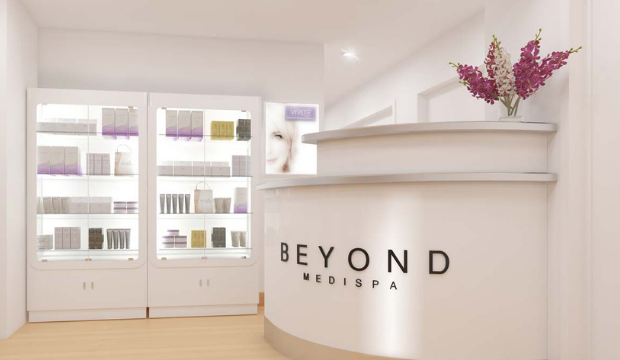 Beyond Media Spa Harvey Nichols London