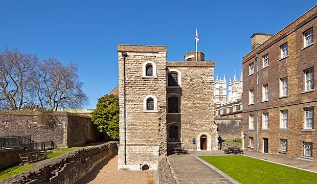 The Jewel Tower, Houses of Parliament